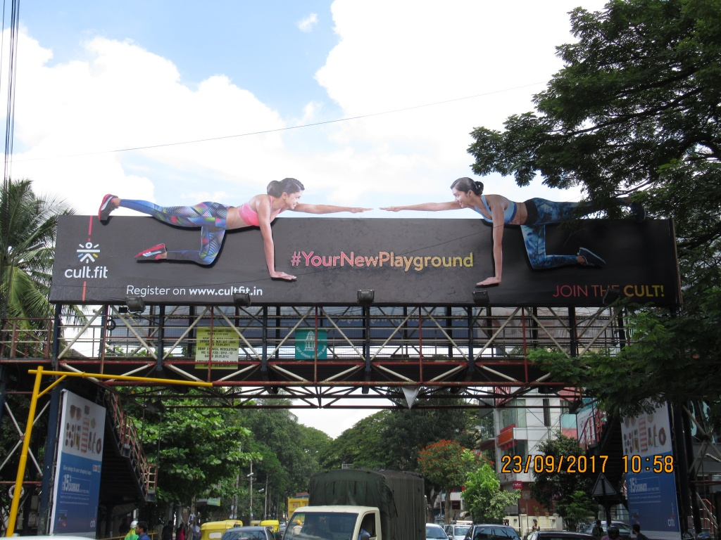 Indiranagar Skywalk (2)