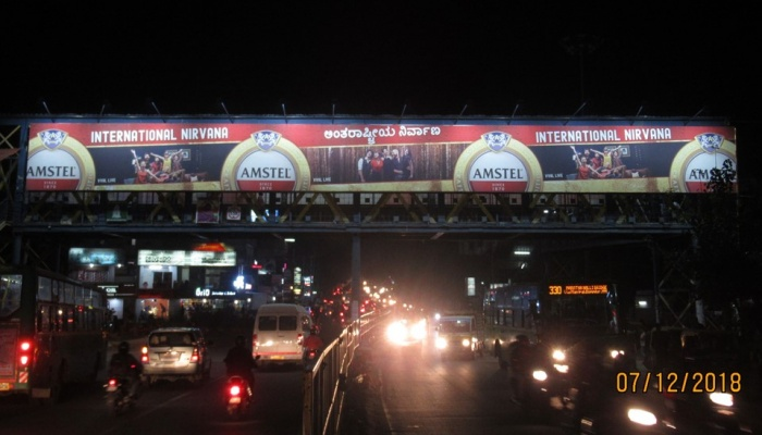 Amstel Skywalk Advertisement Bangalore