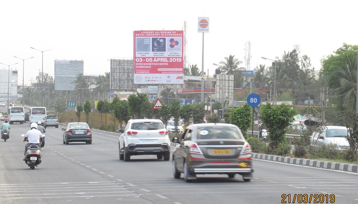 Hoardings at Bengaluru