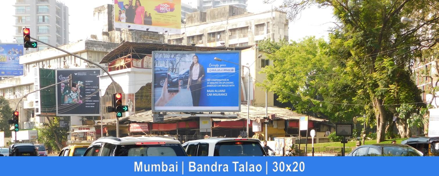 Mumbai-Hoarding