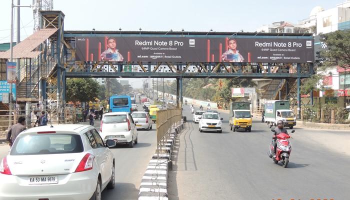 Footover bridge Ads